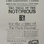 The Ominous Times - The notorious Ben