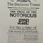 The Ominous Times - The notorious Jessie