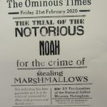 The Ominous Times - The notorious Noah