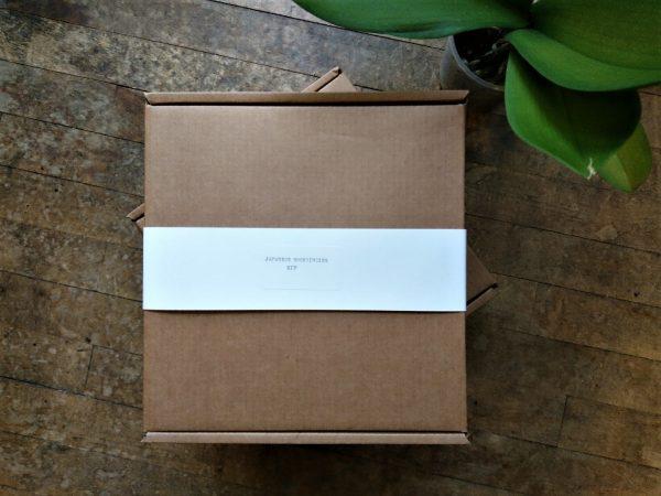 Japanese Binding Kit Box