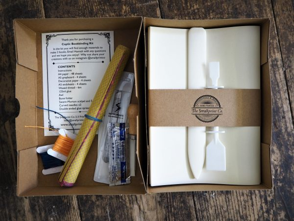 Kit & Caboodle Coptic Bookbinding Kit