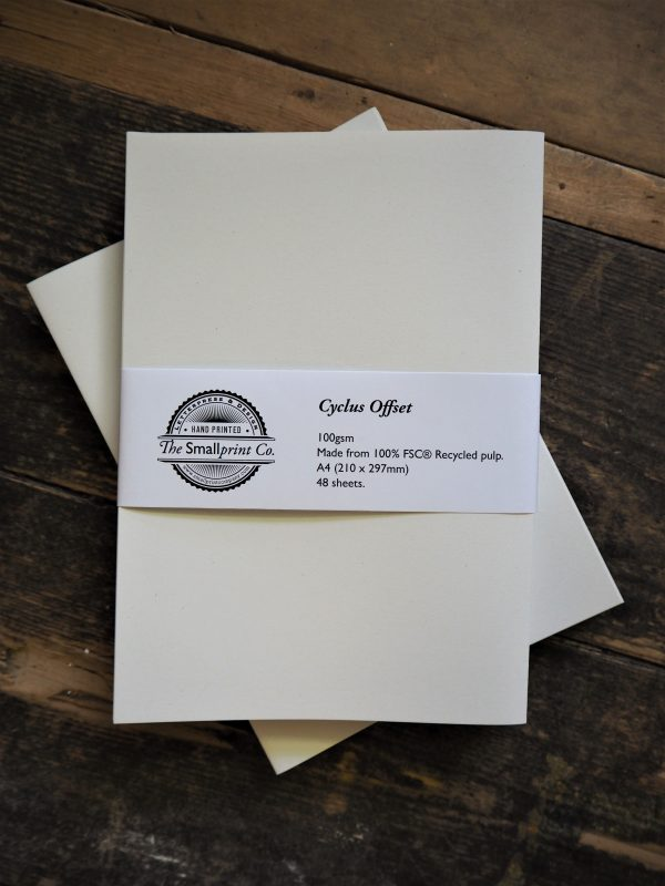 A4 Paper Pack - 100gsm recycled paper