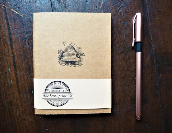 Beehive Notebook - small
