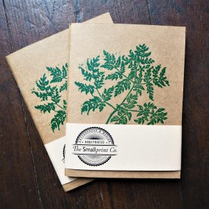 Sweet Cicely Herb Notebook