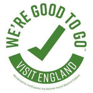 We're Good To Go England