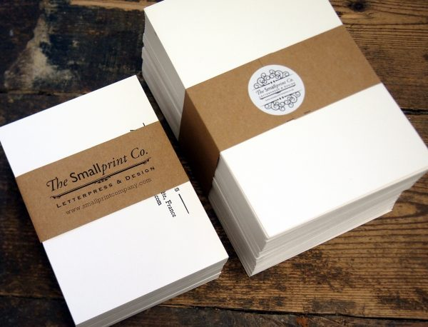 Personal Stationery - Change of Address cards