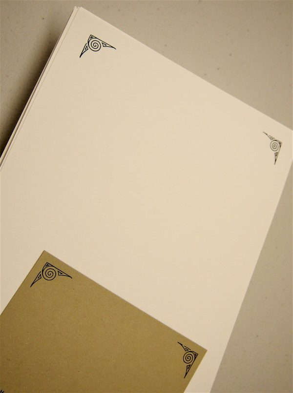 Personal Stationery - Letterheads & Cards