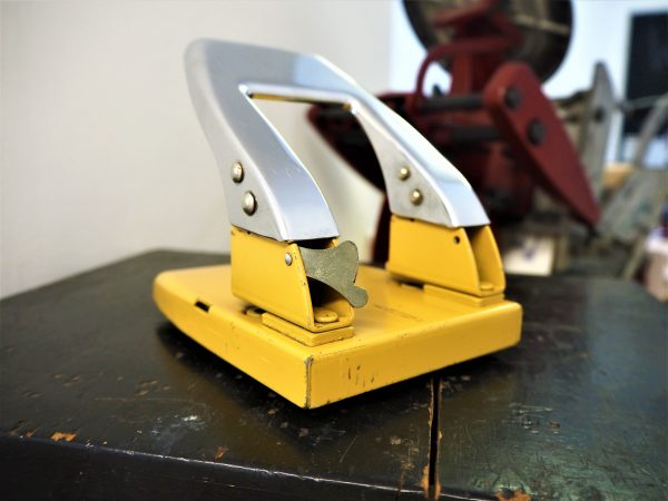 Vintage Japanese Two Hole Punch