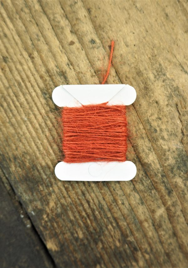 Twine Gift Wrap - Sunset Red
