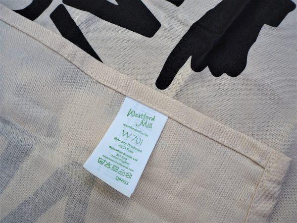 Alphabet Tea Towel - ethically produced