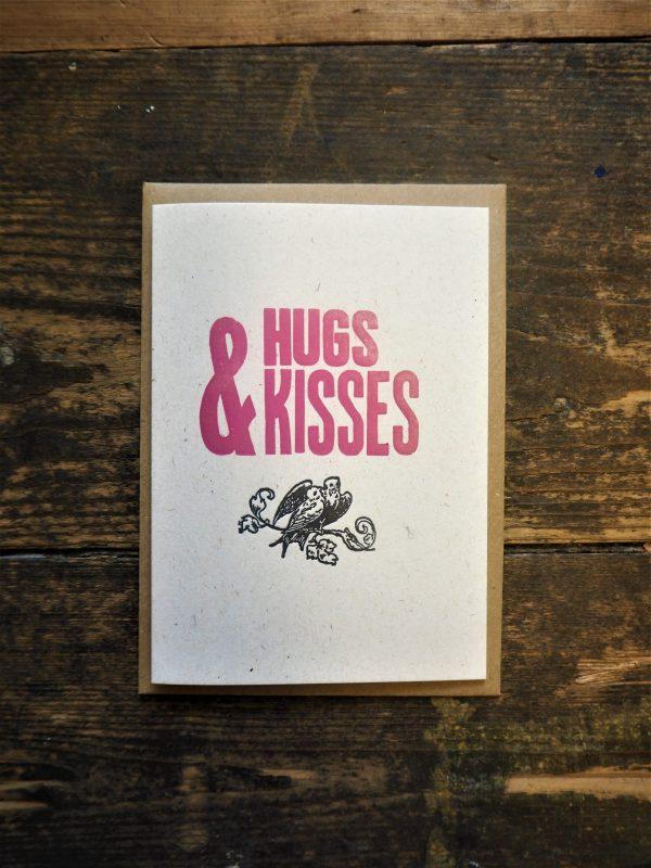 Hugs and Kisses Card