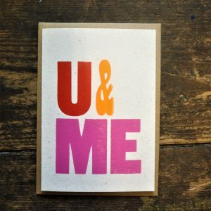 U&Me Card