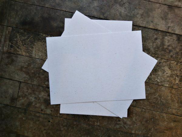 Card blanks - pack of 10