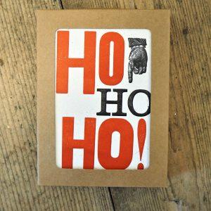 Ho Ho Ho Boxed Christmas Cards