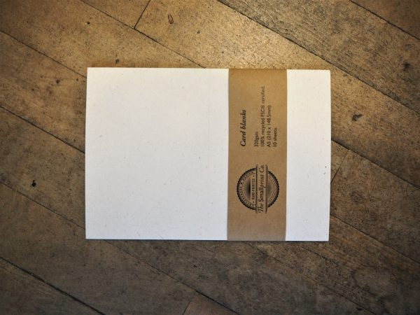 Card Blanks Pack - creased