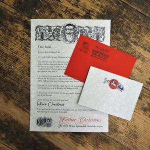 A Letter from Father Christmas