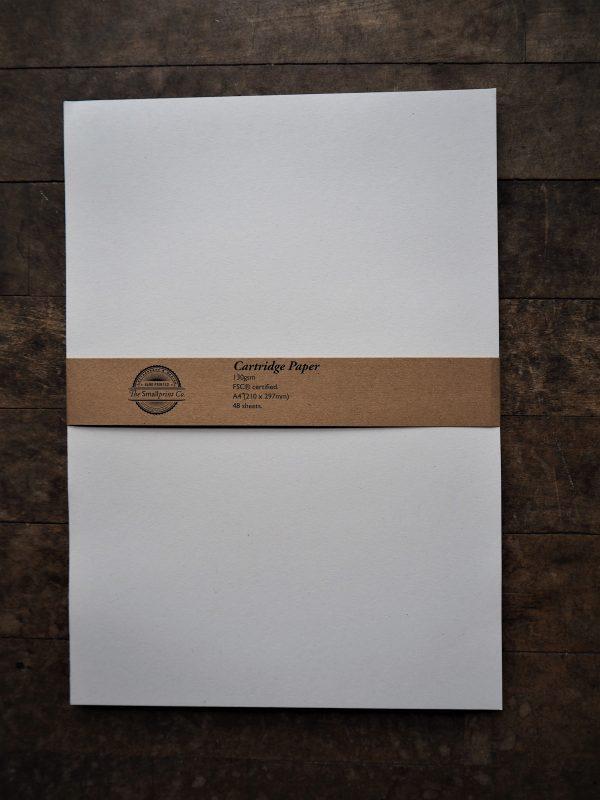 A4 Snowdon Cartridge Paper Pack,