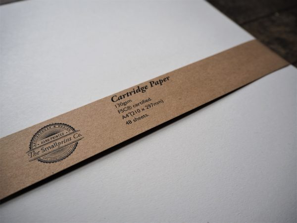 Cartridge Paper, A4 - pack of 48 sheets