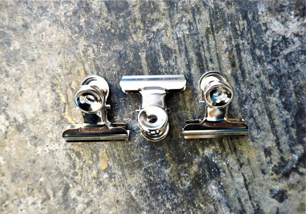 Bulldog clips - 30mm