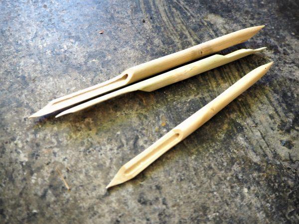 Bamboo Dip Pens - pack of 3