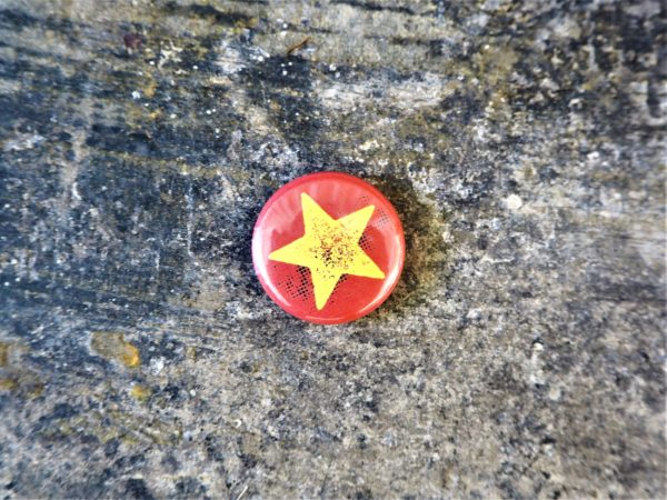 Button Badges - Star