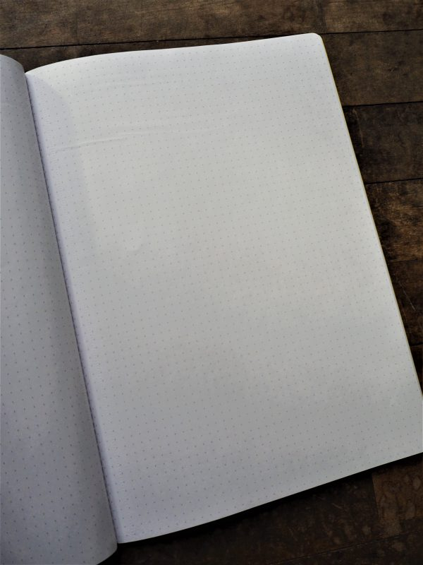 A4 5mm Dot Paper Pad with perforation
