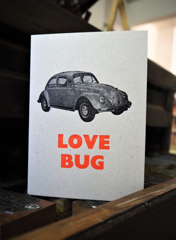 Love Bug Valentines Card