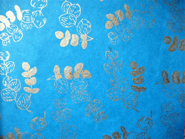 Eucalyptus - Azure Blue