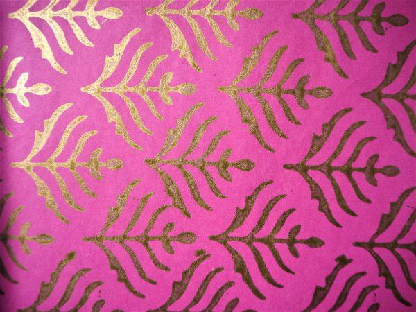 Benares - Rose Pink