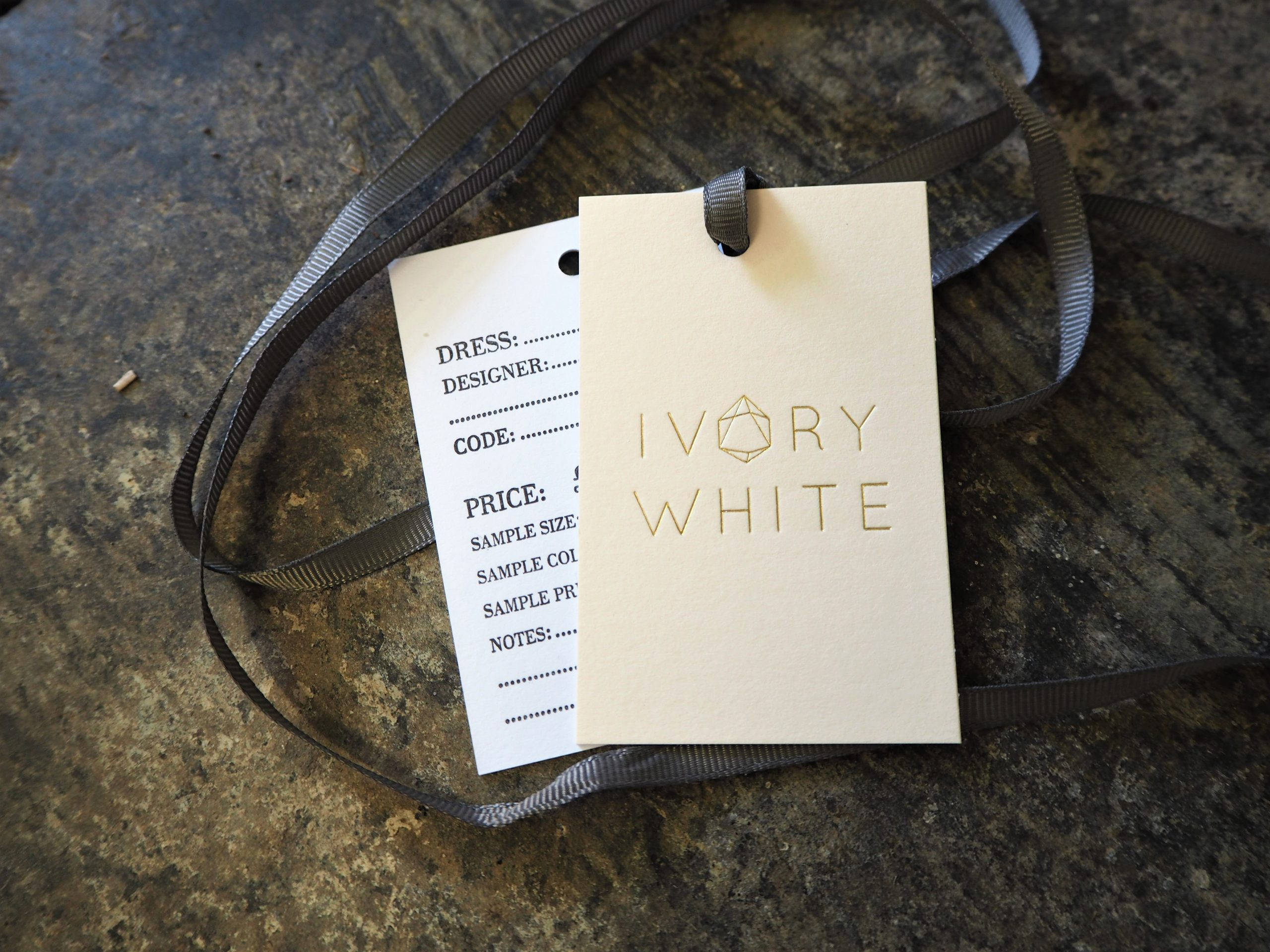Luxury Product Tags