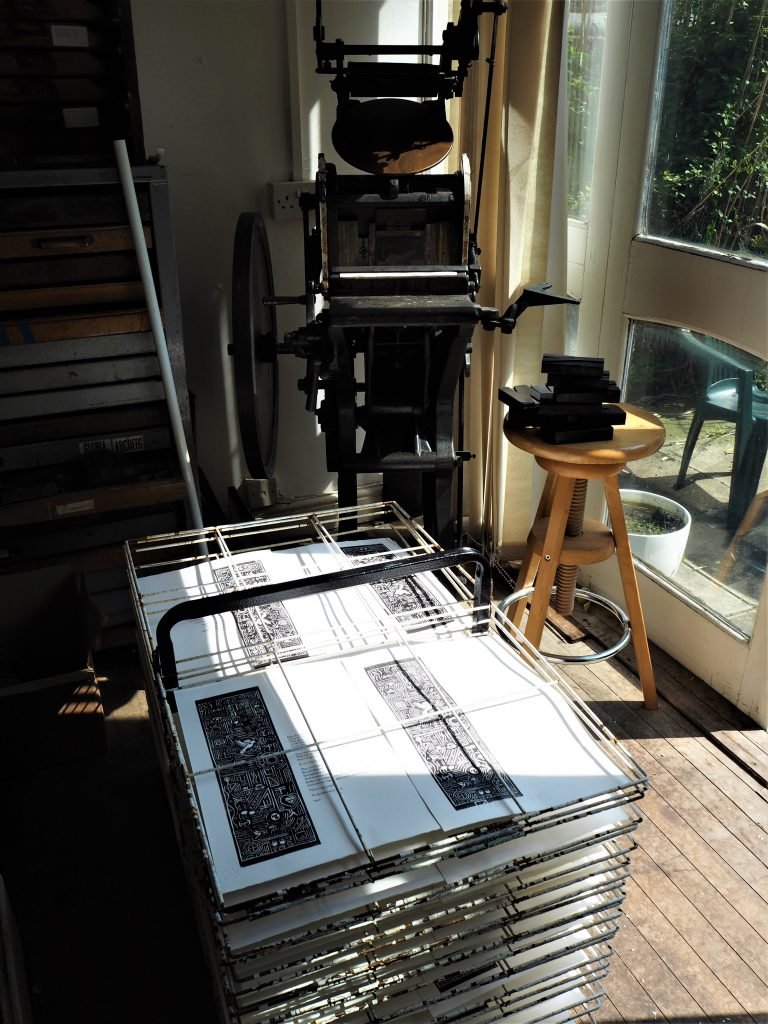 Prints Drying Ndukwe Onuoha