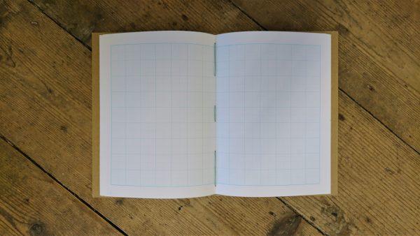 Long Stitch Workshop - lying flat