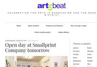 ARTSBEAT (October 2016)