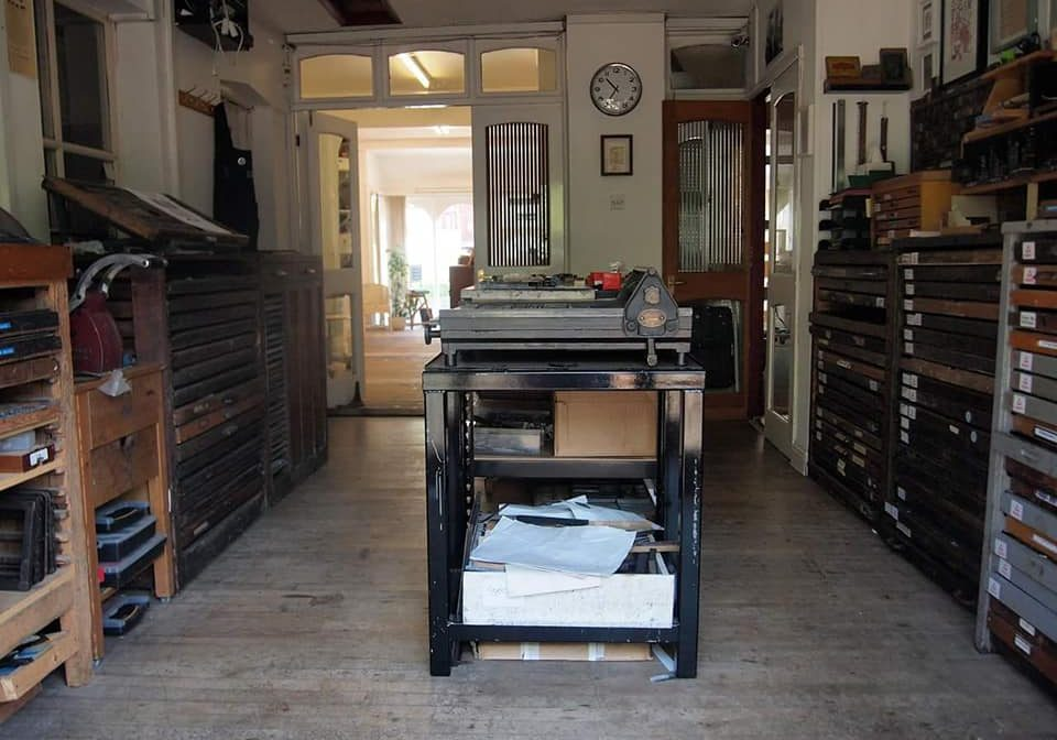 Composing Room, The Smallprint Co.