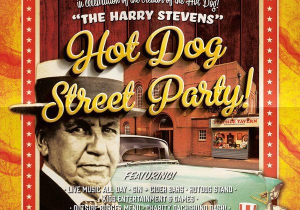 Annie's Burger Shack Hot Dog Street Party