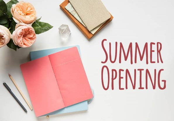 Summer Opening at The Smallprint Co
